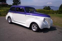 Oldrides 1939 Chevrolet Master Deluxe