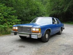 kaysboat 1984 Ford LTD Crown Victoria