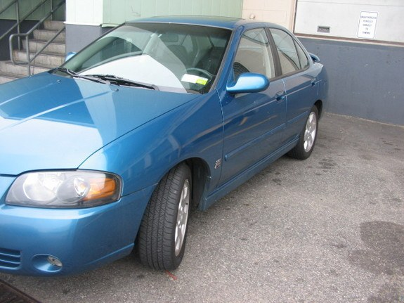 Another rhambo 2004 Nissan Sentra post... - 9305675