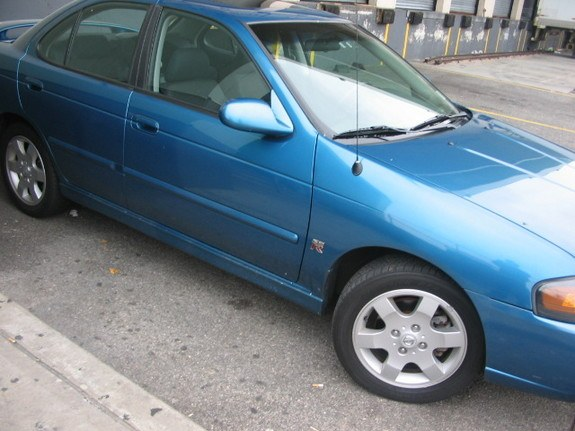 Another rhambo 2004 Nissan Sentra post... - 9305677
