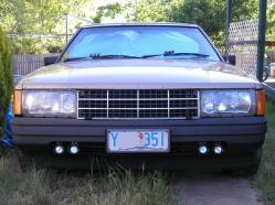 X-DV8 1980 Ford Fairmont