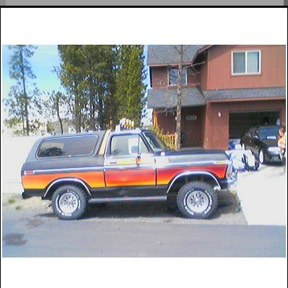 Another maskedgambler 1979 Ford Bronco post... - 10488452