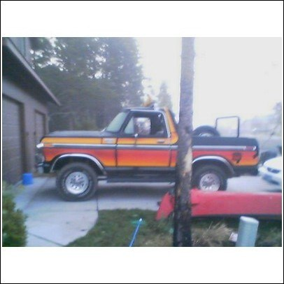 Another maskedgambler 1979 Ford Bronco post... - 10488453