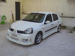 ethnics 2003 Renault Clio