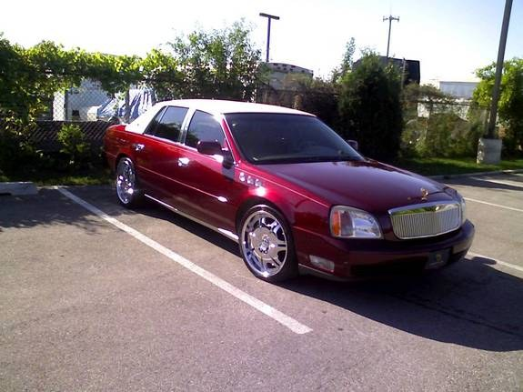 Another HurricanePhif 2002 Cadillac DeVille post... - 9692104