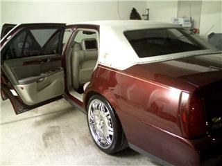 Another HurricanePhif 2002 Cadillac DeVille post... - 9692105