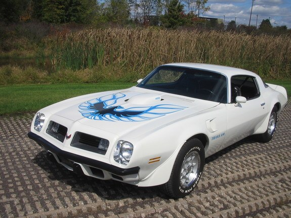 smilee6975   s 1975 Pontiac Trans AmTrans Am 1975