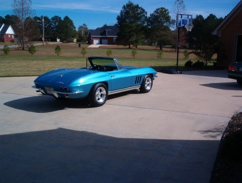 65stinger 1965 Chevrolet Corvette 9307276