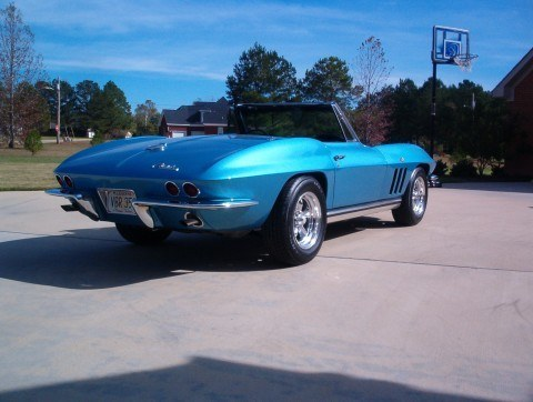 65stinger 1965 Chevrolet Corvette 9307277