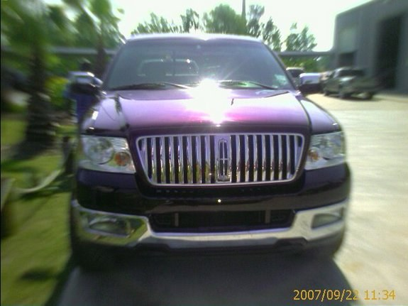 Another BEVANS702 2006 Lincoln Mark LT post... - 10525687
