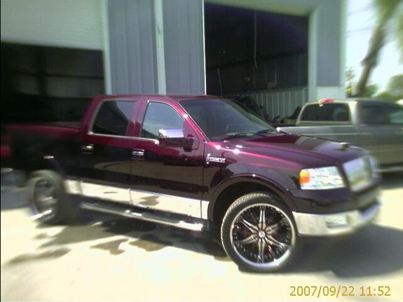 Another BEVANS702 2006 Lincoln Mark LT post... - 10525688