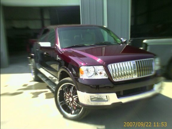 Another BEVANS702 2006 Lincoln Mark LT post... - 10525689