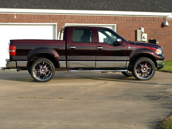 Another BEVANS702 2006 Lincoln Mark LT post... - 10525697