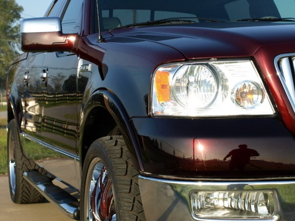Another BEVANS702 2006 Lincoln Mark LT post... - 10525698