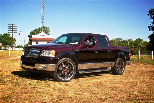 Another BEVANS702 2006 Lincoln Mark LT post... - 10525813