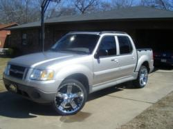 Durr712s 2003 Ford Explorer Sport Trac