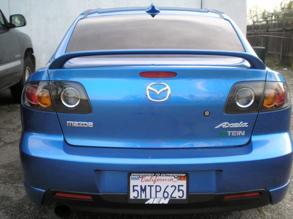 Another Chiclt22 2005 Mazda MAZDA3 post... - 10493304