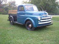 1949 Dodge D150 Club Cab