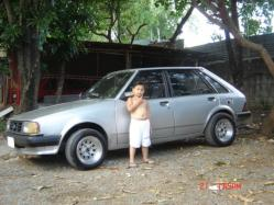 renell 1984 Ford Laser