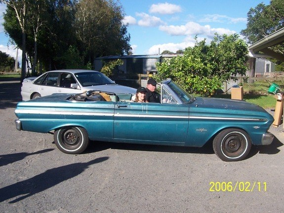 Another kiwi65sprint 1965 Ford Falcon post... - 11642881