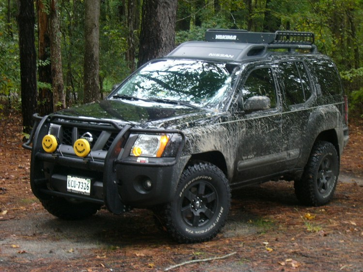 fordjg77 2006 Nissan Xterra Specs s Modification