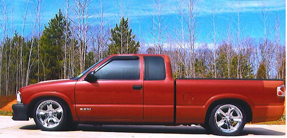Another low_down_95 1995 Chevrolet S10 Regular Cab post... - 10593005