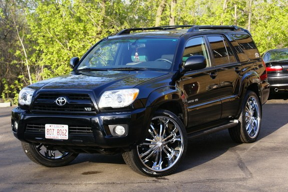 johnnyblaze257's 2006 Toyota 4Runner