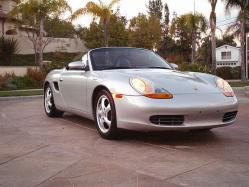 drmpanahs 2000 Porsche Boxster