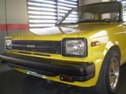 SonOfTheLaw 1981 Toyota Starlet