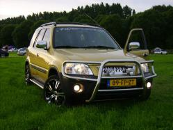 DutchBeasts 2000 Honda CR-V