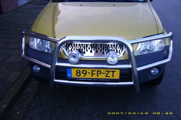 DutchBeast 2000 Honda CR-V 10494251