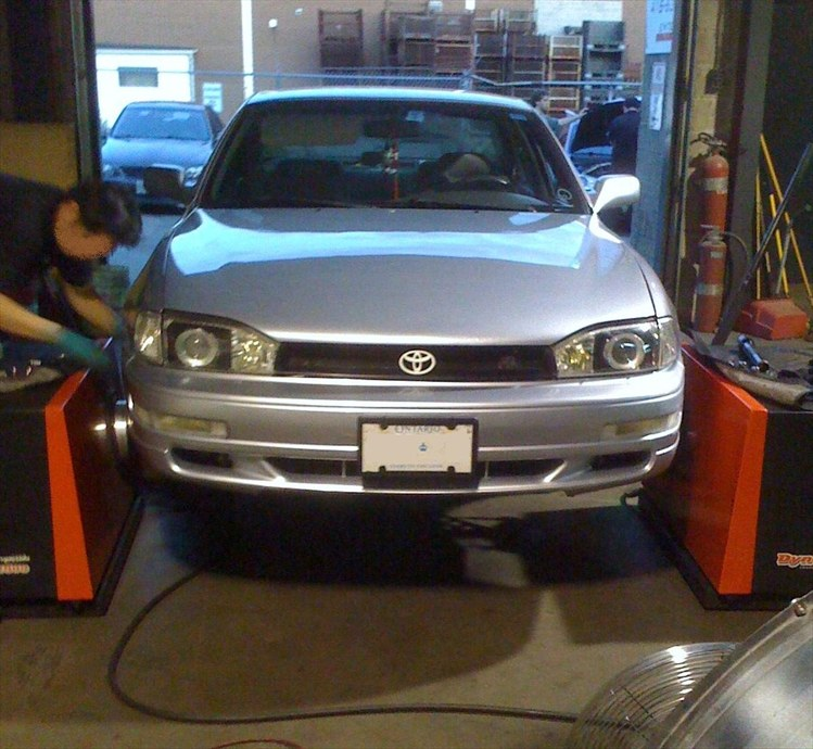 Eengineer S 1994 Toyota Camry In Toronto On
