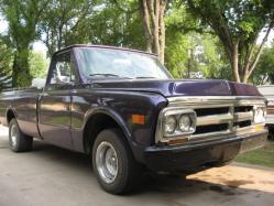 750shadow 1972 GMC C/K Pick-Up