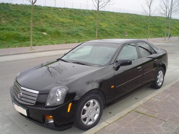 nastymigui 2004 cadillac cts specs photos modification. Black Bedroom Furniture Sets. Home Design Ideas