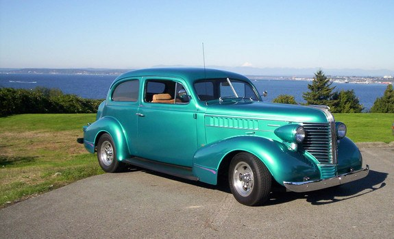 Smart Car Interior >> Oldrides 1938 Pontiac Silver Streak Specs, Photos ...