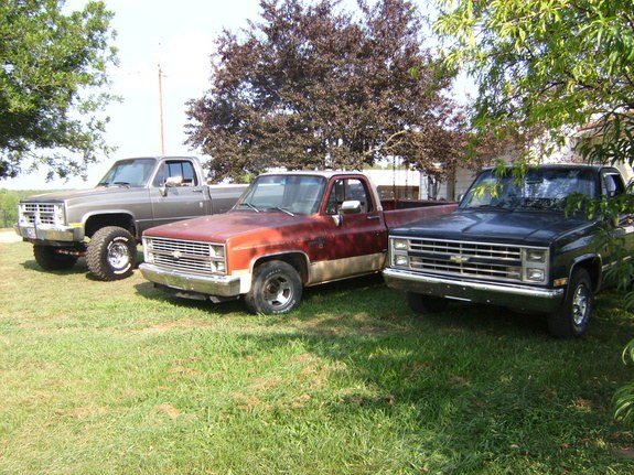 Another yodeezy85 1987 Chevrolet C/K Pick-Up post... - 10498508