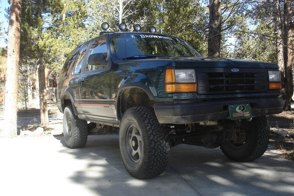 Another shotti93_42 1993 Ford Explorer Sport post... - 10496416