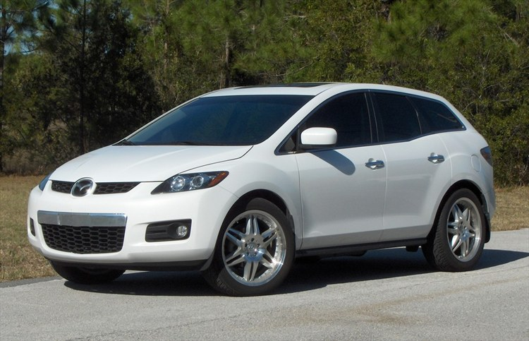 Randy75s3 2007 Mazda Cx 7 Specs Photos Modification Info