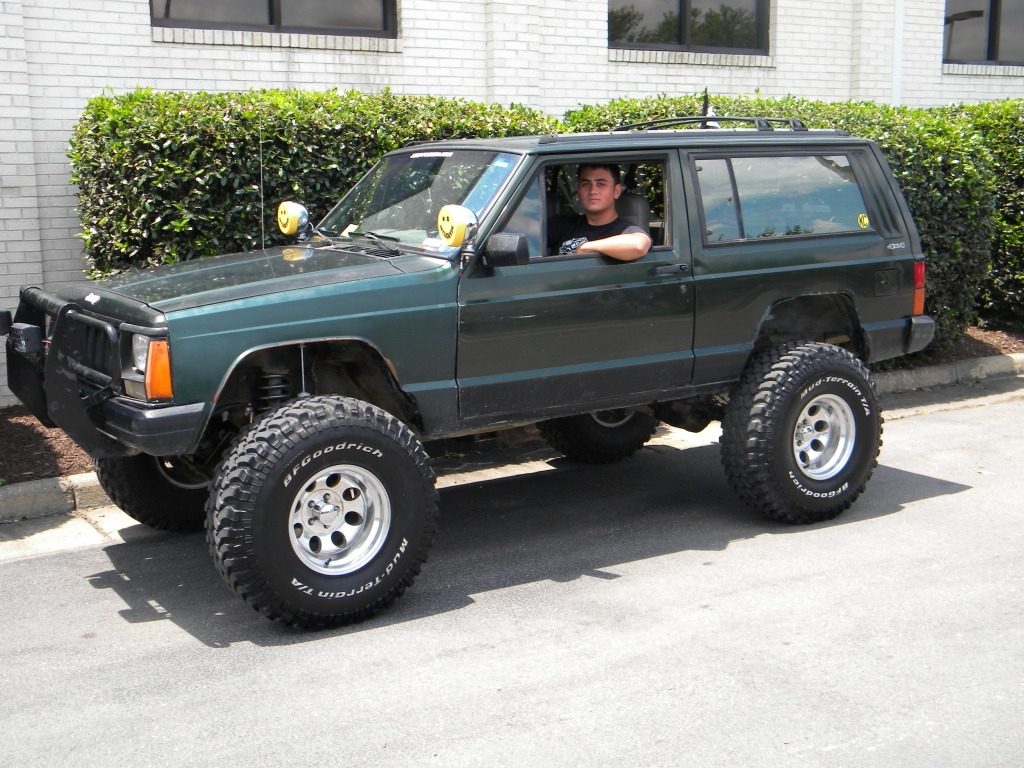 itrteg96 1995 jeep cherokee specs photos modification info at cardomain. Black Bedroom Furniture Sets. Home Design Ideas