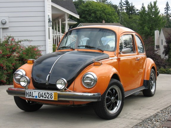 tomtom1 1974 Volkswagen Super Beetle Specs, Photos, Modification Info at CarDomain