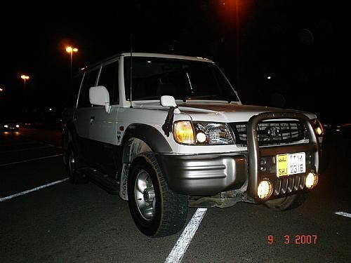 chocoholic2111's 2000 Hyundai Galloper