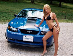 GuurlStangs 2003 Ford Mustang