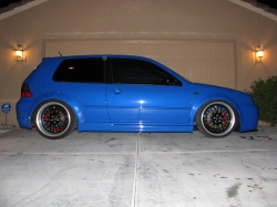 smoothdubs 2003 Volkswagen GTI