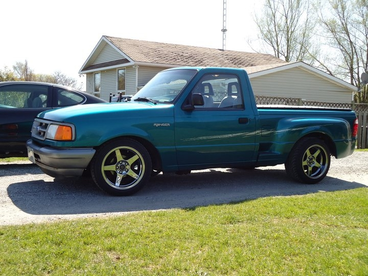 Foolee 1997 Ford Ranger Regular Cab
