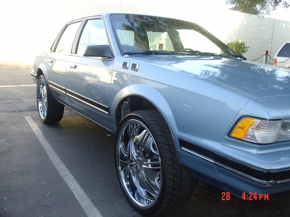 fasstlivin 1993 Buick Century Specs, Photos, Modification ...