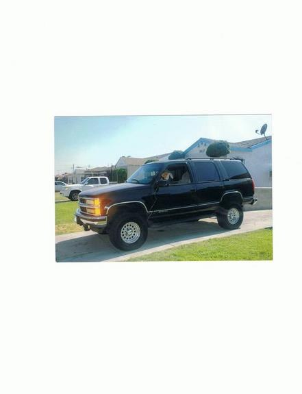 Another ALONSO1 1996 Chevrolet Tahoe post... - 10502837