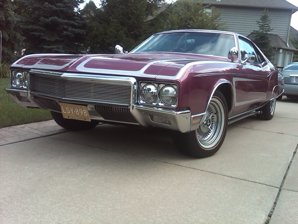 Another 1998StangGTBoy 1970 Buick Riviera post... - 10502592