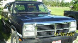 My_55Hp_Pwrhouse 1991 Dodge Ramcharger
