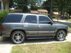 randaahyes 2000 Chevrolet Tahoe