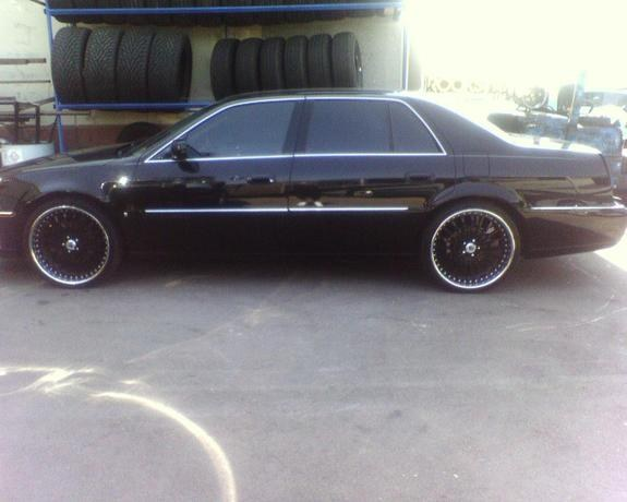 Another baggebigbodybenz 2006 Cadillac DTS post... - 10503196